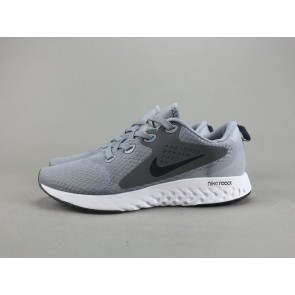 Femme/Homme Nike Epic React Flyknit Gris