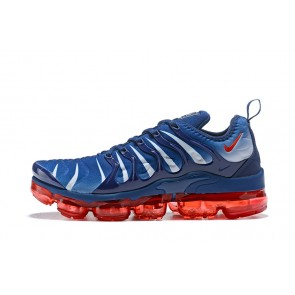 Homme Nike Air VaporMax Plus / TN Bleu/Rouge
