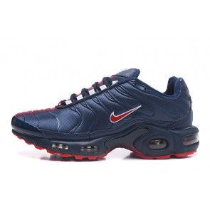Homme Nike Air Max TN Rouge/Bleu