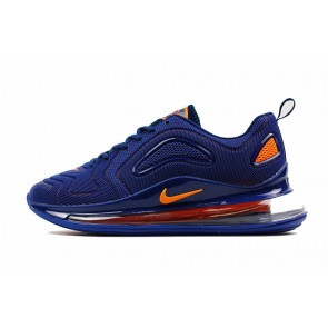 Homme Nike Air Max 720 Bleu/Orange