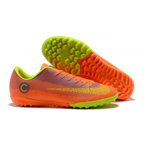 Homme Nike Mercurial SuperflyX VI Elite CR7 TF Orange