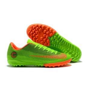 Homme Nike Mercurial SuperflyX VI Elite CR7 TF Vert