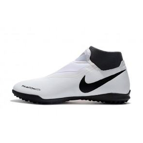 Homme Nike Phantom Vision Elite DF TF Blanc