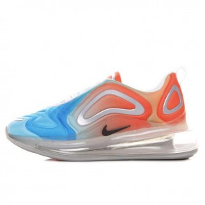 Homme Nike Air Max 720 Orange/Bleu