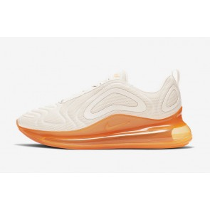 Femme/Homme Nike Air Max 720 Beige/Orange
