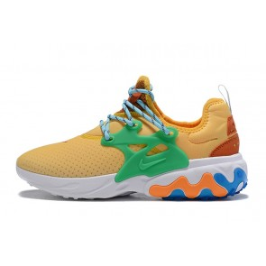 Homme Nike React Presto Orange/Jaune