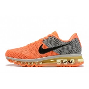 Homme Nike Air Max 2017 Gris/Orange