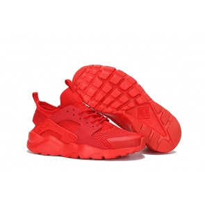 Homme Nike Air Huarache Ultra rouge
