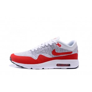 Homme Nike Air Max 1 Ultra Flyknit Rouge