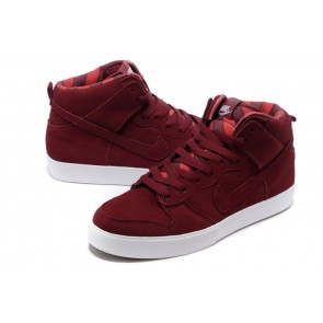 Homme Nike Dunk SB Rouge