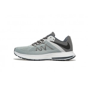Homme Nike Air Zoom Winflo 3 Cendre