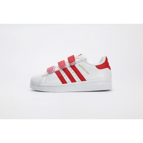 KIDS Adidas Originals Superstar Rouge