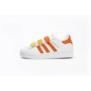 KIDS Adidas Originals Superstar Jaune