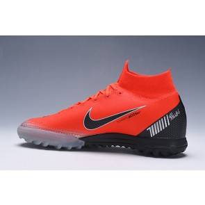 Homme Nike Mercurial SuperflyX VI 360 Elite CR7 TF Rouge
