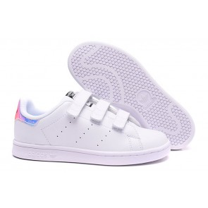Homme Originals Stan Smith Shoes Blanc/Bleu