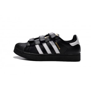 KIDS Adidas Originals Superstar Noir