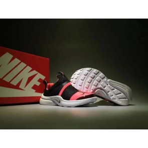 Kids Nike Air Presto Extreme Noir/Rouge
