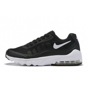 Femme/Homme rust mens nike sneakers black shoes Invigor Noir