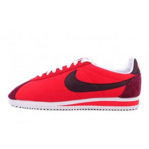 Homme Nike Cortez Rouge