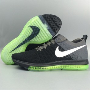 Homme Nike Zoom All Out Flynit Noir/Gris