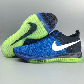 Homme Nike Zoom All Out Flynit Bleu