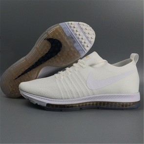 Homme Nike Zoom All Out Flynit Blanc