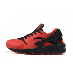 Homme Nike Air Huarache rouge