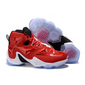 Homme Nike Lebron James 13 Rouge