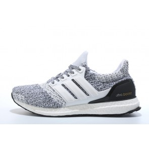 Homme Adidas Ultra Boost Blanc/Gris