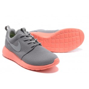 Homme Nike Roshe Run London Olympiques Orange/Gris