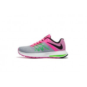 Femme Nike Air Zoom Winflo 3  Cendre/Poudre