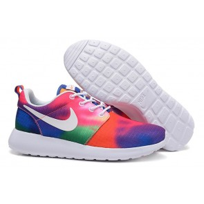 Homme Nike Roshe Run London Olympiques Couleur