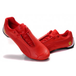 Homme Puma Future Cat Leather SF Rouge