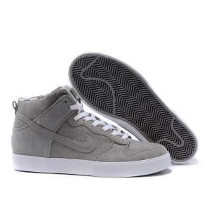 Homme Nike Dunk SB Gris