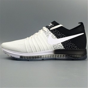 Homme Nike Zoom All Out Flynit Noir/Blanc