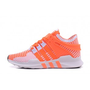 Femme  Adidas EQT Support ADV  Blanc/Orange