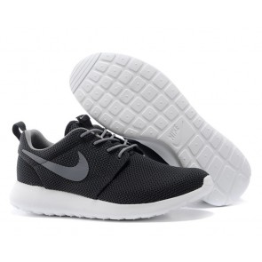 Homme Nike Roshe Run London Olympiques Gris/Blanc