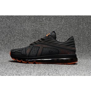 Homme Nike Air Max Flair Gris/Orange
