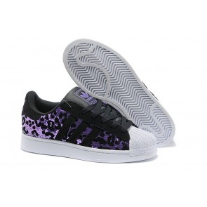 Femme Adidas Originals Superstar violet