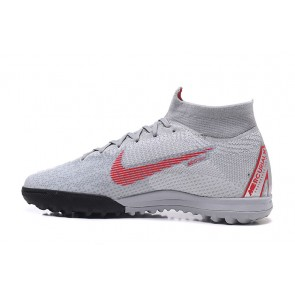 Homme Nike Mercurial SuperflyX VI 360 Elite CR7 TF Blanc
