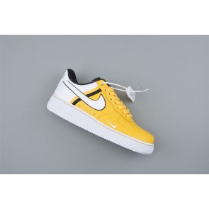 Homme Nike Air Force 1 Jaune