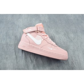 Femme Nike Air Force 1 Rose