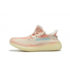 Femme OFF-WHITE x Adidas Yeezy Boost 350 V2 Orange