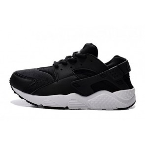 Kids Nike Air Huarache Noir