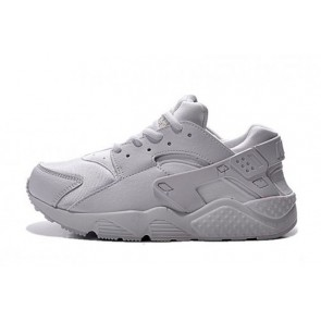 Kids Nike Air Huarache Blanc