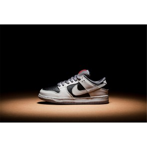 Homme Nike SB Dunk Low QS 35mm Gris